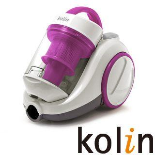【kolin歌林】Mini旋風免紙袋吸塵器 TC-WD01《刷卡分期+免運》