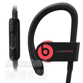【曜德★送BeatsT恤】Beats Powerbeats 3 Wireless 紅 無線藍芽 運動型耳掛式耳機 防汗 ★ 免運 ★
