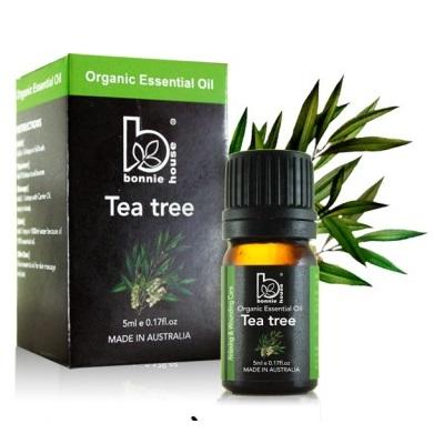【小資屋】澳洲Bonnie House 茶樹精油 5ml效期:2026.9.18