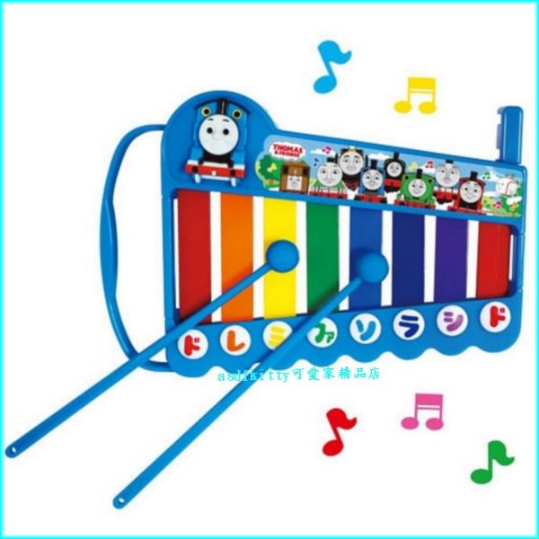 asdfkitty可愛家☆湯瑪士音樂 鐵琴 玩具敲敲樂-日本正版商品