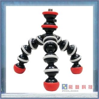 【JOBY腳架】 GP5(紅)金剛爪迷你磁鐵吸力腳架