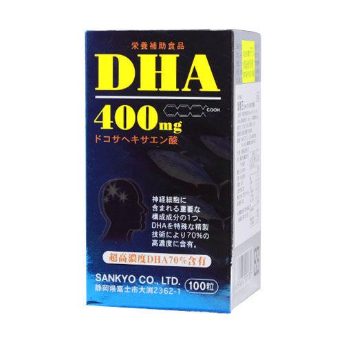 日本【三共SANKYO】 智慧王DHA 70% +PS磷脂絲胺酸 精純軟膠囊 100顆/瓶