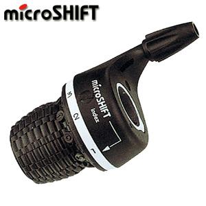 【MIRCO SHIFT】24速旋轉定位變速把手.自行車.腳踏車.單車.小折.DIY商品P225-2090-503