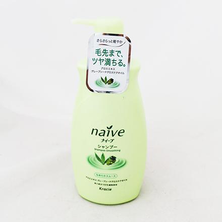 【敵富朗超巿】Kracie娜艾菩植物性洗髮精-蘆薈葡萄