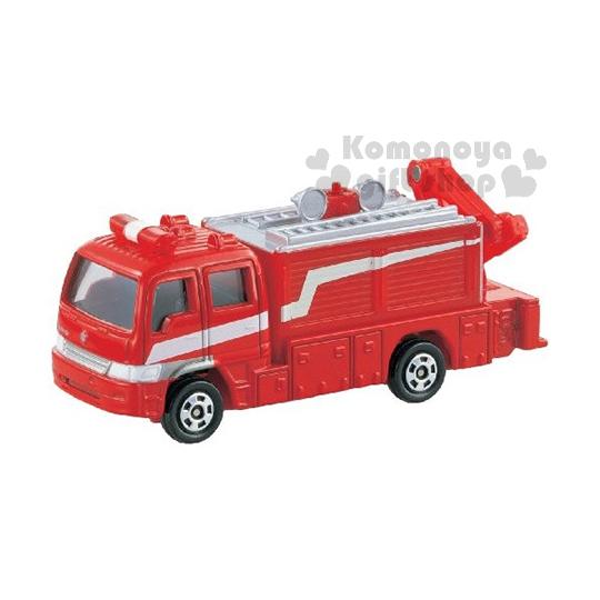 〔小禮堂〕TOMICA小汽車《紅.消防車.74》經典造型值得收藏