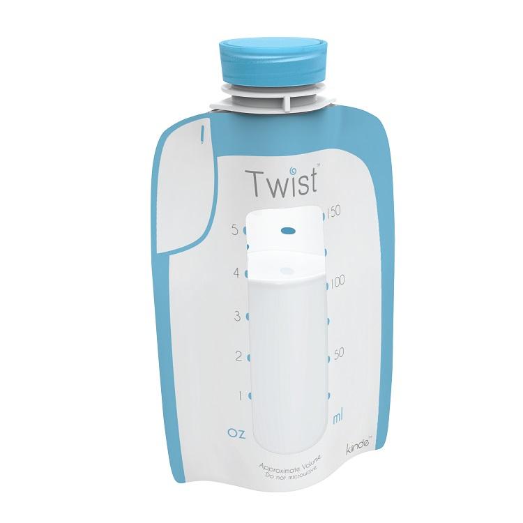 Kiinde - Twist 多功能母乳儲存袋 180cc -20入