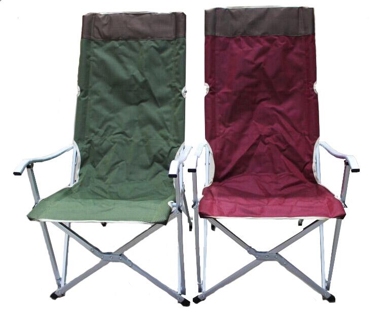 加厚 加高 椅背高度100cm 高品質 鋁合金折疊大川椅 沙灘椅 折疊椅 附600D收納袋
