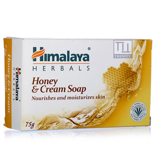 Himalaya (Honey & Cream) 香皂 (蜂蜜味道)