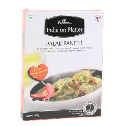 Palak Paneer 印度波菜奶酪即食調理包