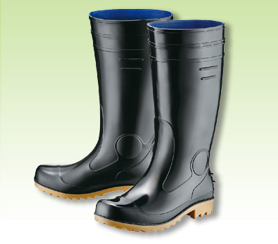 【safetylite安心生活館】《滿額免運.贈禮.加line折百》高級雙色男雨鞋(黑)