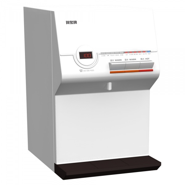 UNION 賀眾牌 UR-672BW-1 溫熱 桌上型 純水 飲水機【零利率】