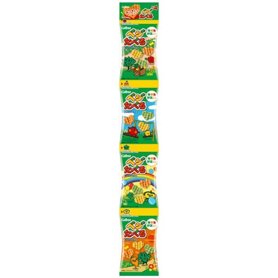 加樂比4連野菜餅 40g
