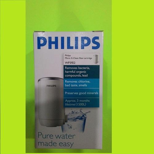 飛利浦 淨水器濾心 WP3922