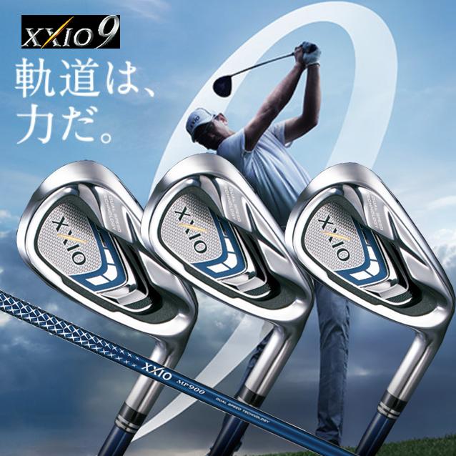 **三榮高爾夫** 2016 熱門新品發售 DUNLOP XXIO MP900 男用鐵桿組