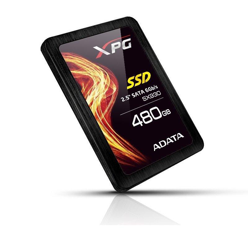*╯新風尚潮流╭*威剛 XPG 480G SX930 固態硬碟 強悍 無可匹敵 讀520寫420 ASX930SS3-480GM-C