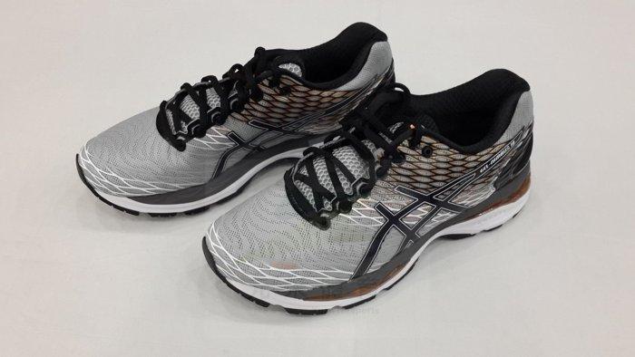 元禾〉ASICS 男慢跑鞋 GEL-NIMBUS 18 T600N-9690