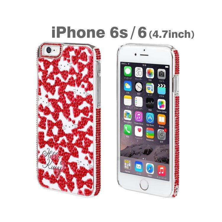 大田倉 日本進口正版iPhone6 三麗鷗 凱蒂貓 Hello Kitty 手機殼 硬殼 771142