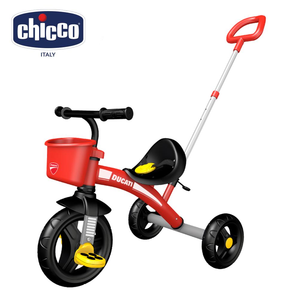 chicco杜卡迪二合一三輪推車