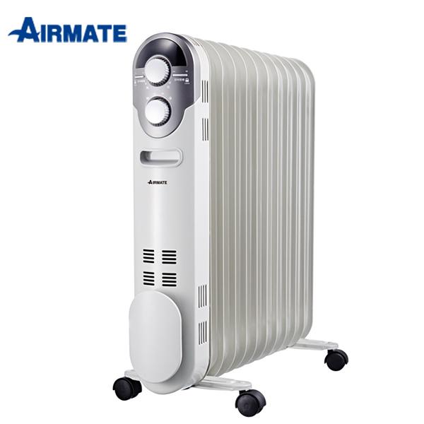 ★贈冷熱敷袋★AIRMATE 艾美特 11片葉片式電暖器HU1125 **免運費**