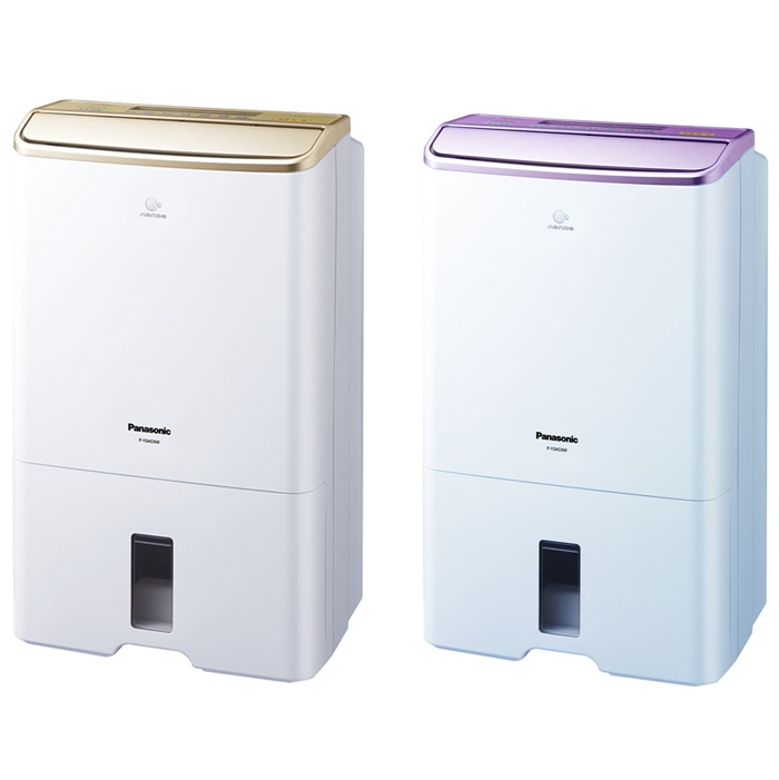 *預購*Panasonic 國際牌 F-Y24CXW/F-Y24CXWP nanoe空氣清淨除濕機(12L)