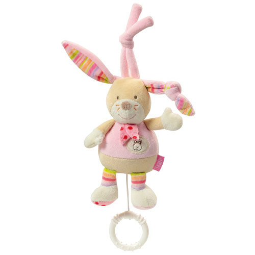 babyFEHN 芬恩 - 香檳兔迷你拉環音樂