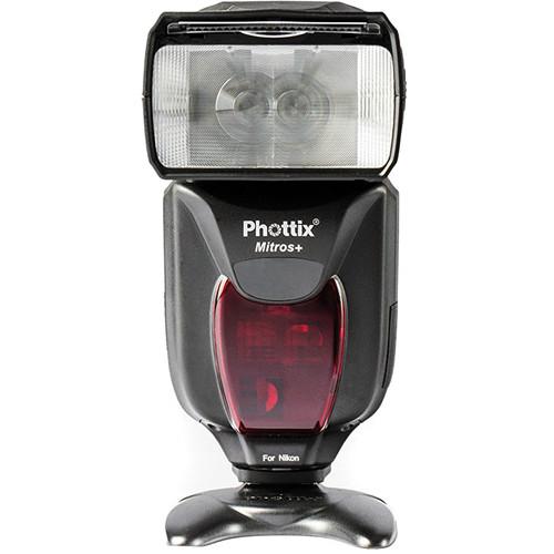【普羅相機】PHOTTIX Mitros+ TTL 閃光燈 (NIKON系統專用)