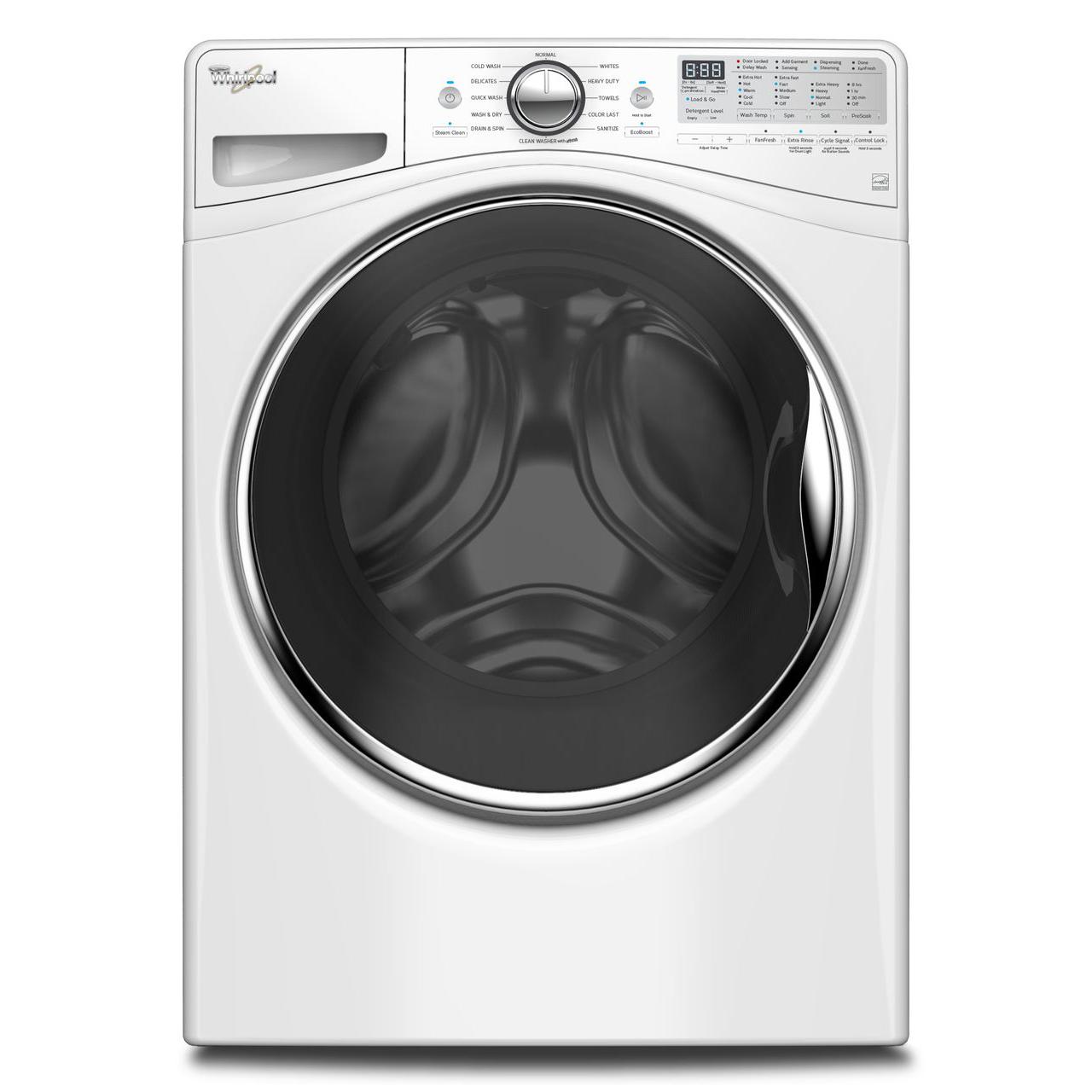 Whirlpool 惠而浦 WFW92HEFW 白洗衣機美製 15kg