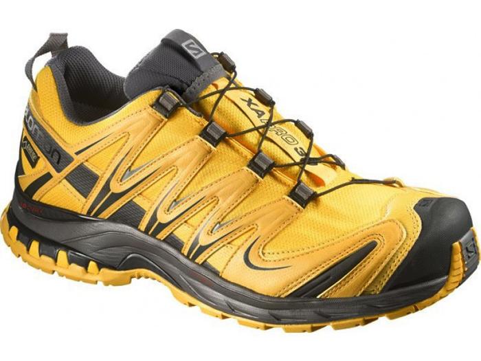【鄉野情戶外專業】 SALOMON |法國| XA PRO 3D GTX 低筒防水健行鞋 男款/Gore-tex 多功能鞋 登山鞋 越野鞋 跑鞋/375932