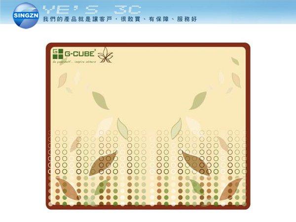 「YEs 3C」G-Cube GME-20W 魔幻系列 MOUSE PAD 滑鼠墊 底部防滑橡膠 抗靜電表面