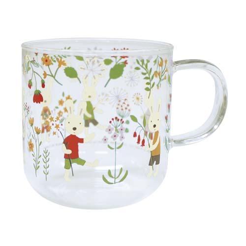 法國兔 耐熱杯子/706-321