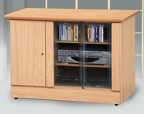 【尚品家具】628-01 山毛3尺電視櫃矮櫃儲櫃長櫃~另有白橡柚木胡桃色、2尺、4尺