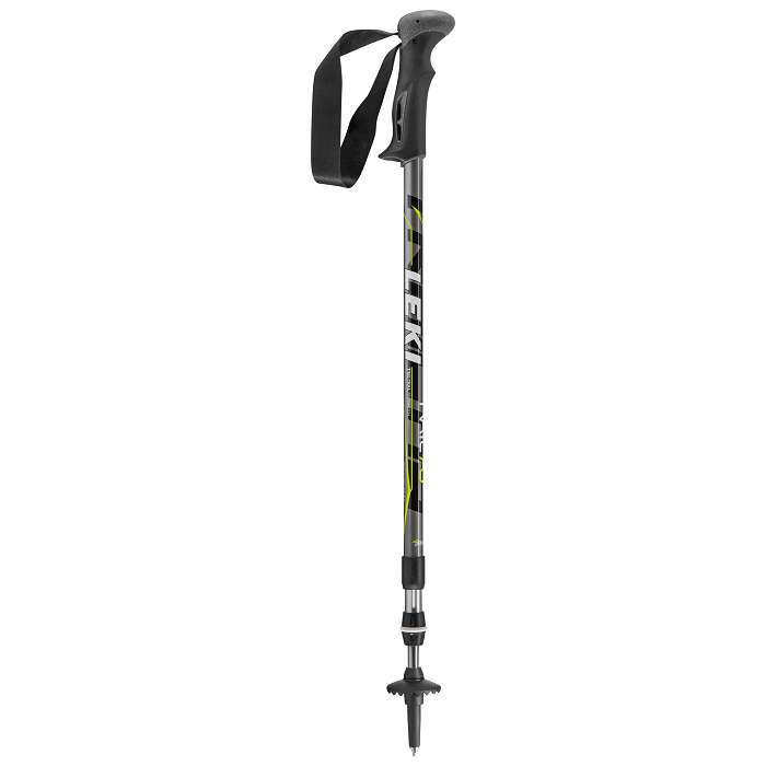 【露營趣】中和 德國 LEKI 6322035 鋁合金避震登山杖 鎢鋼杖尖 橡膠握把