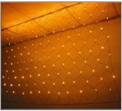 訂製品★LED 網燈 黃色 110V/220V (120顆燈) 6尺X4尺★永旭照明5A1-CM26Y011(B)