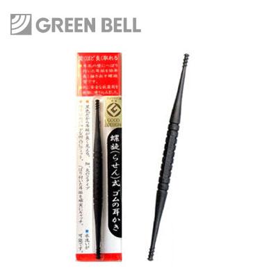 日本原裝 綠鐘-匠之技 螺旋式耳挖GBG2160 / 支