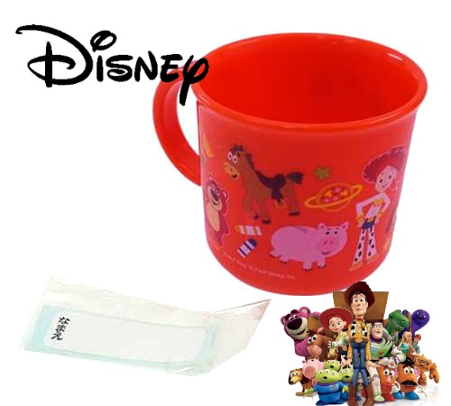 日本 Disney 玩具總動員 兒童 漱口杯/水杯 《 正版 迪士尼 》★ 日本製 ★ Zakka\