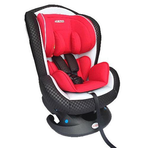 【奇買親子購物網】 Ok baby 0-7歲 汽車安全座椅(紅黑/黃格子黑)