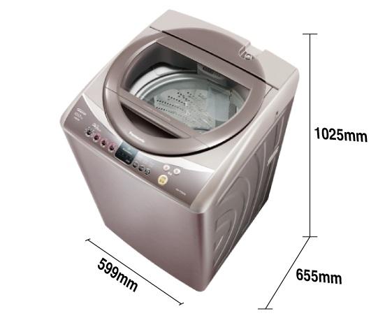 Panasonic國際牌 NA-V100YB 10KG洗衣機 【零利率】※熱線07-7428010