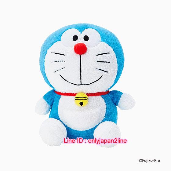 【真愛日本】ED DM造型立偶-S  Doraemon 哆啦A夢 小叮噹 娃娃 玩偶 擺飾