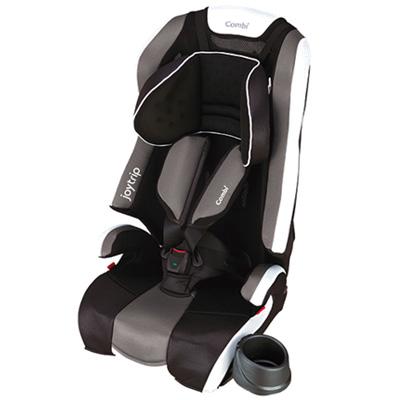 【悅兒樂婦幼用品?】Combi 康貝 New Joytrip EG功能成長型安全座椅-經典黑