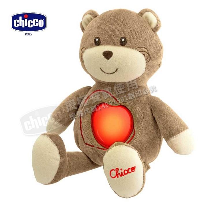 CHICCO 晚安甜心 抱抱熊 CEF600490