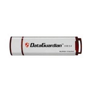 *╯新風尚潮流╭*SUPER☆TALENT 32G DataGuardian 守護者隨身碟 USB 3.0 可加密防毒 ST3U32DGS