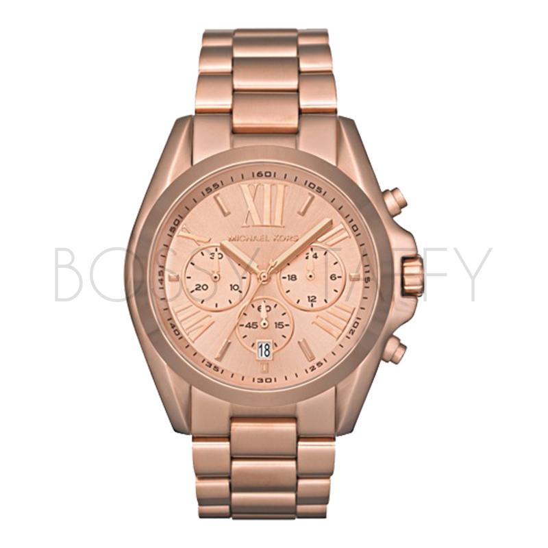 MK5503 MICHAEL KORS 精鋼手錶 女錶 石英錶