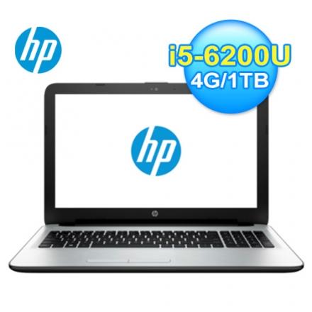 HP 惠普 15-ac145TX 15.6吋 六代筆電 鑽石白2GB/R5M330/i5-6200U/4G/1TB/W10/1yr