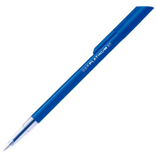 【白金牌 PLATINUM 原子筆】B-7 0.7mm 原子筆 (12入/盒)