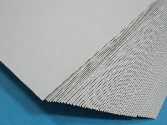 8開表皮紙 厚紙板 表面紙 封面紙 白銅紙 400磅(雙面白)/一包80張入{定6}