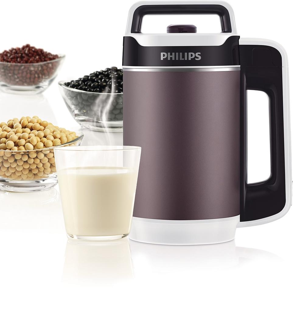 ◤贈有機黃豆一包◢ PHILIPS 飛利浦 全營養免過濾豆漿機 HD2079 / HD-2079