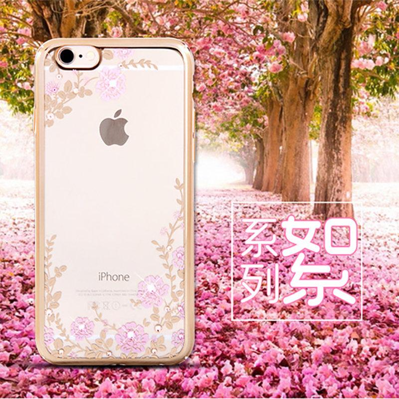 Apple iPhone 7 4.7吋/7 Plus 5.5吋 絮系列 保護殼/施華洛世奇水鑽/鑽石殼/水鑽/背蓋/硬殼/手機殼/保護套