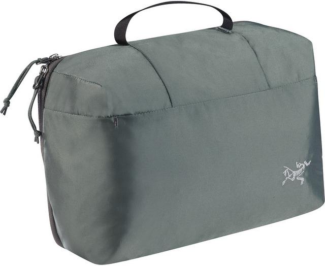 Arcteryx 始祖鳥 旅行衣物打理包/行李收納袋 14258 Index 5 篷車灰