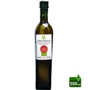 智慧有機體 西班牙莎蘿瑪冷壓初榨橄欖油500ml 原價$560-特價$509 純果油 柔順香醇 超過120年頂級老樹