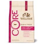★優逗★WELLNESS 寵物健康 CORE 無穀貓飼料 成貓 低敏田園均衡食譜 2LB/2磅